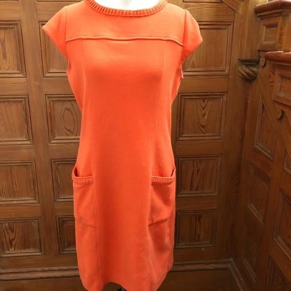 Boden Dresses Orange Dress Size 12 Poshmark